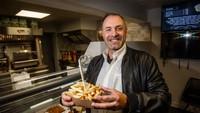Punya Pola Makan Unik, Pria Ini Hanya Makan Kentang Goreng Selama 32 Tahun