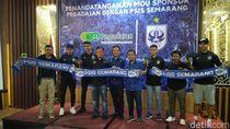 PSIS Semarang Gandeng BUMN sebagai Sponsor
