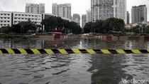 2020 Baru Jalan 2 Bulan, Underpass Kemayoran Sudah Banjir Berkali-kali