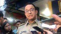 Jika Jakarta Diguyur Hujan Deras Lagi, Anies: Kita Imbau Waspada Saja