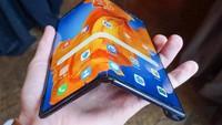 Huawei Mate Xs Diluncurkan, Ponsel Layar Lipat Gahar