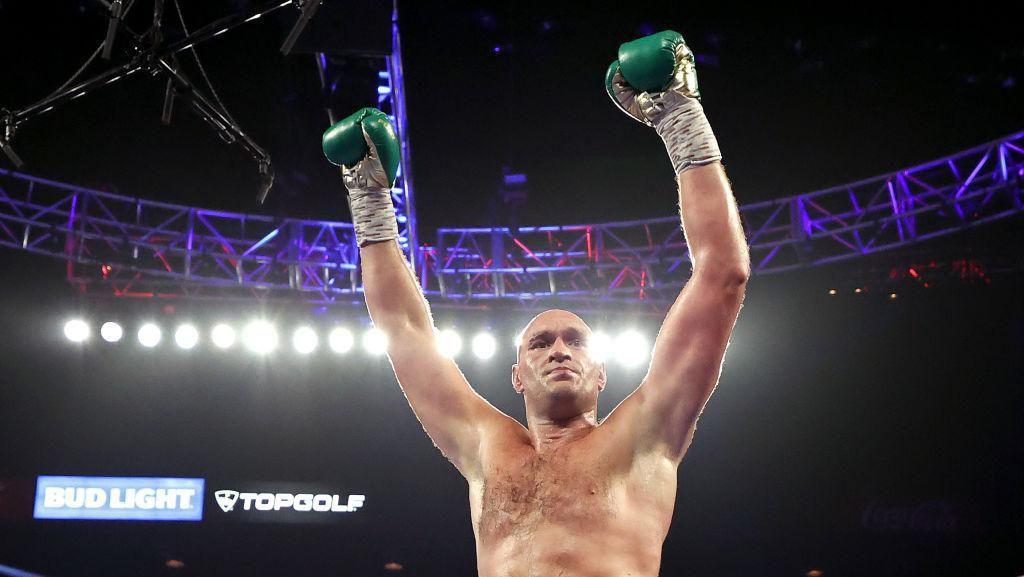 Sesumbar Tyson Fury: Lebih Jago dari Mike Tyson dan Muhammad Ali