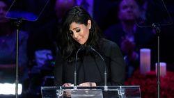 Pidato Mengharukan Istri Mendiang Kobe Bryant di Upacara Memorial