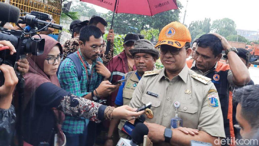 Jakarta Lagi-lagi Banjir, Upaya Anies Perbaiki Saluran Air Disorot Tajam