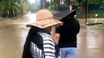Jennifer Jill Banjir-banjiran: Gue Bisa Turunin Jetski Gue Nih!