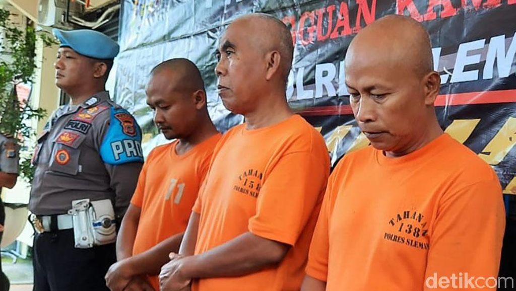 Tampang Pembina Pramuka Tersangka Tragedi Susur Sungai SMPN 1 Turi