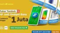 Bosan sama Smartphone Lama, Tukar Tambah Aja di Tokopedia!