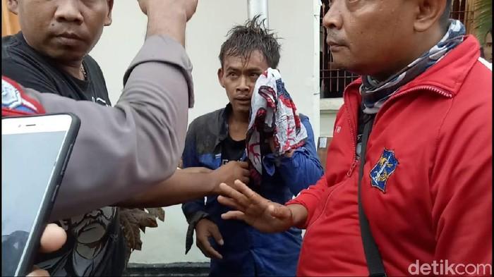 psht geruduk pengadilan negeri surabaya