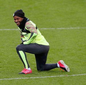 Raheem Sterling yang Luar Bisa Siap Hadapi Real Madrid