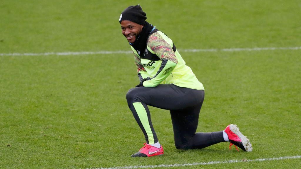 Raheem Sterling yang Luar Biasa Siap Hadapi Real Madrid