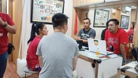 Penampakan Artis Vitalia Sesha Diperiksa Polisi Terkait Narkoba