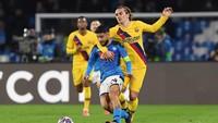 Barcelona Janjikan Permainan Berbeda Lawan Napoli di Camp Nou