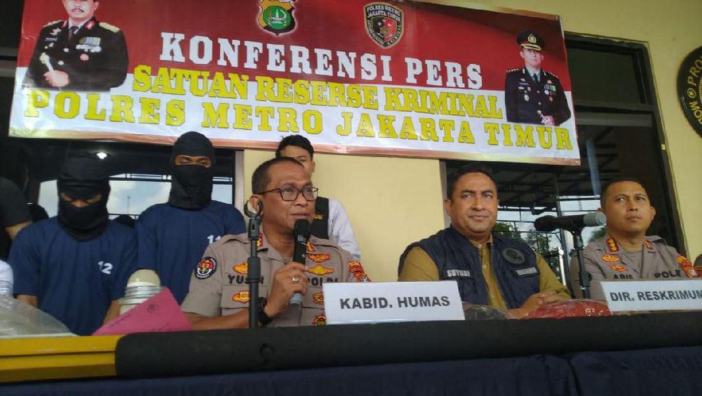 Peran 8 Tersangka Penyerangan AEON JGC Cakung: Pukul Sekuriti-Rusak CCTV