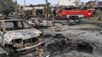 Saksi Bisu Rusuh di India, Puluhan Mobil Hingga Rumah Dibakar