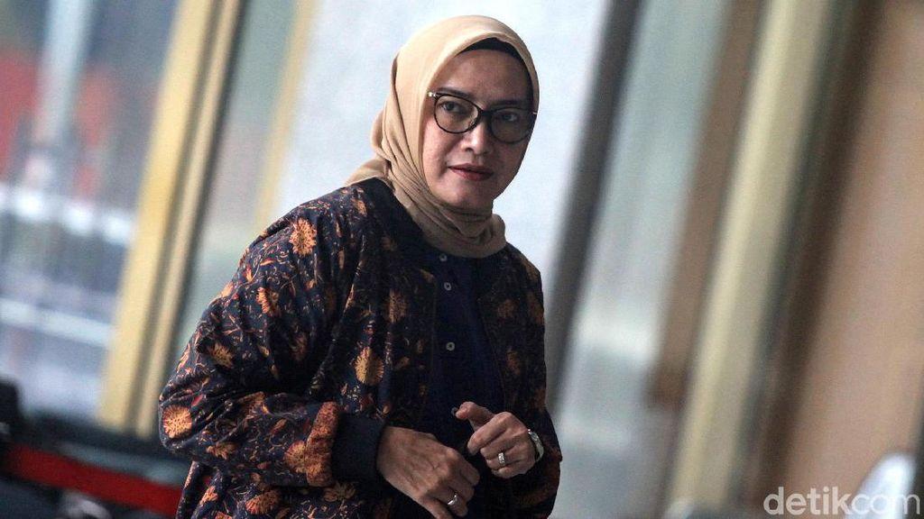 Evi Novida Ginting Harap Pembatalan Pemecatannya di KPU Ditindaklanjuti