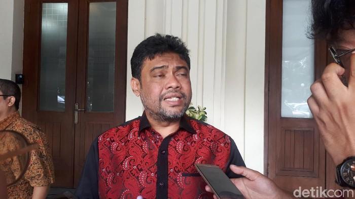 Presiden KSPI Said Iqbal/Dwi Andayani detikcom