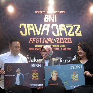 BNI Digitalkan BNI Java Jazz 2020