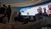 Lewat Video Conference, Kang Emil Beri Arahan Penanganan Banjir di Jabar