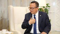 Menteri KKP Edhy Prabowo Tes Virus Corona di RSPAD: Saya Aman