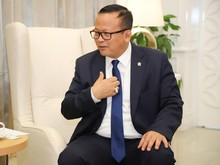Edhy Prabowo soal Orang Gerindra Dapat Jatah Ekspor Benur Lobster