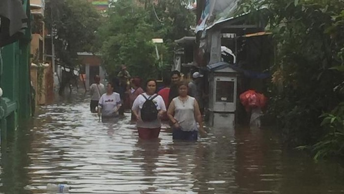 Banjir Kranji Bekasi