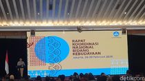 Contoh Korsel, Nadiem Ingin Bawa Budaya Indonesia ke Panggung Dunia