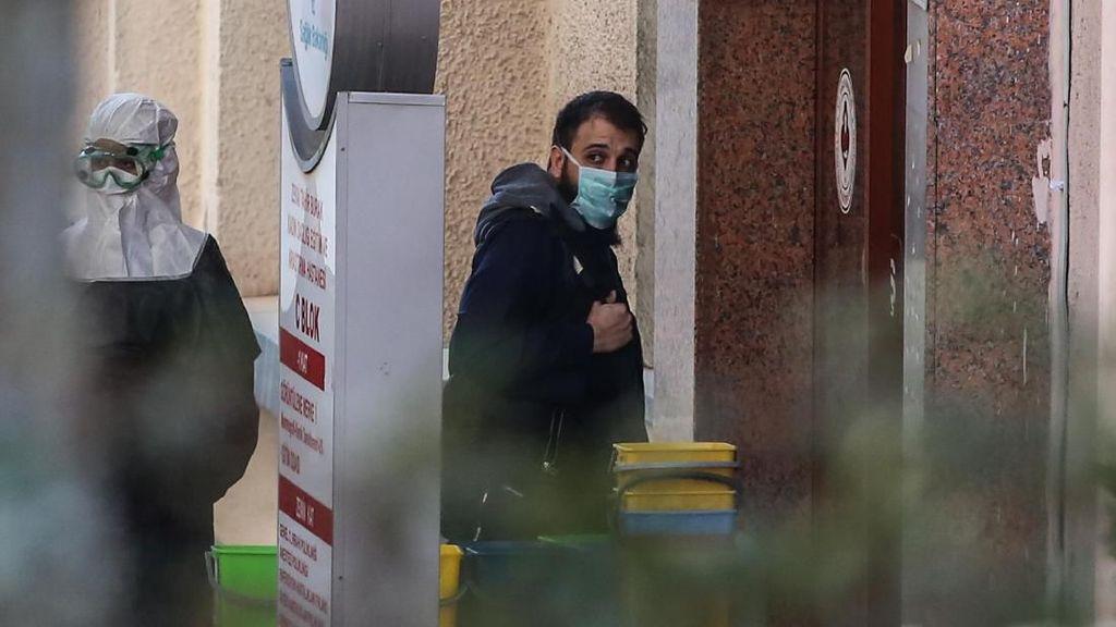 Jumlah Kematian karena Virus Corona di Turki Capai 500