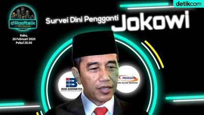 Survei Dini Pengganti Jokowi