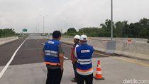 Keterlaluan! Pria Ini Curi Puluhan Besi Pembatas Jalan Tol
