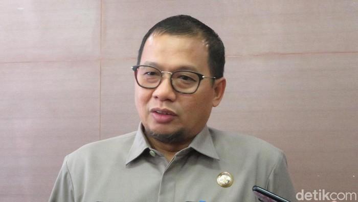 Pj Wali Kota Makassar Iqbal Suhaeb