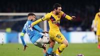 Barcelona Yakin, Napoli Tak Akan Betah Main Bertahan di Camp Nou