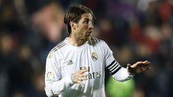 Madrid dalam Tren Negatif, Ramos Tak Panik