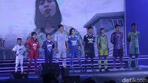 Persib Bandung Rilis Skuad Sekaligus Pamerkan Jersey Baru