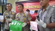 Polisi Tangkap 2 Pengedar Sabu di Cempaka Putih Jakpus