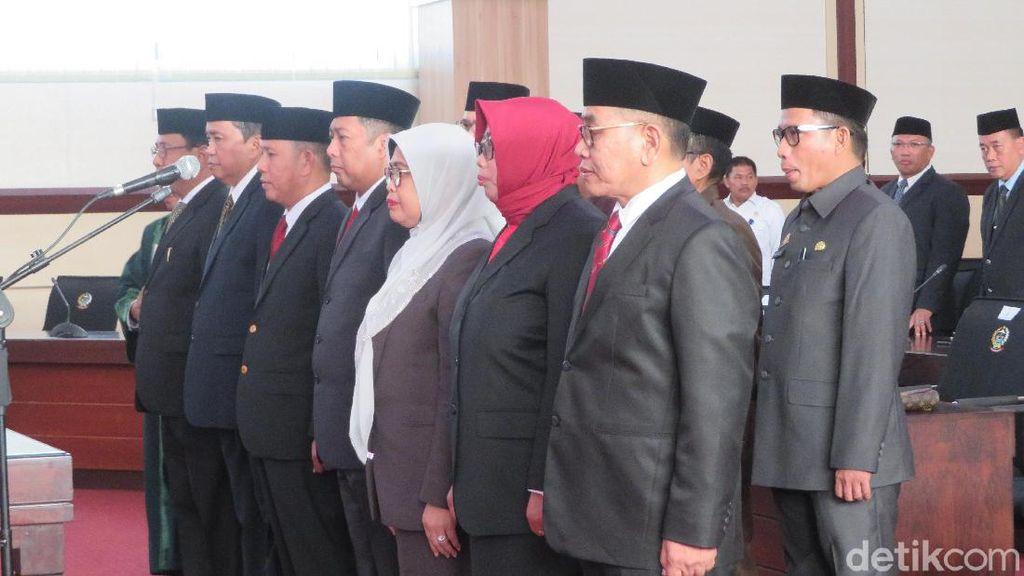 Kepala Bappeda Rangkap Ketua TGUPP Sulsel Sampai Ada Keputusan Gubernur