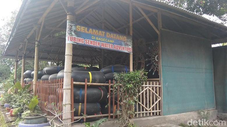 Wisata tubing Magelang