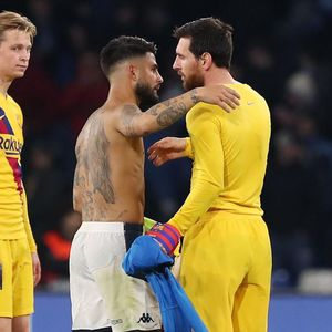 Ini Cara Insigne agar Bisa Tukar Jersey dengan Messi