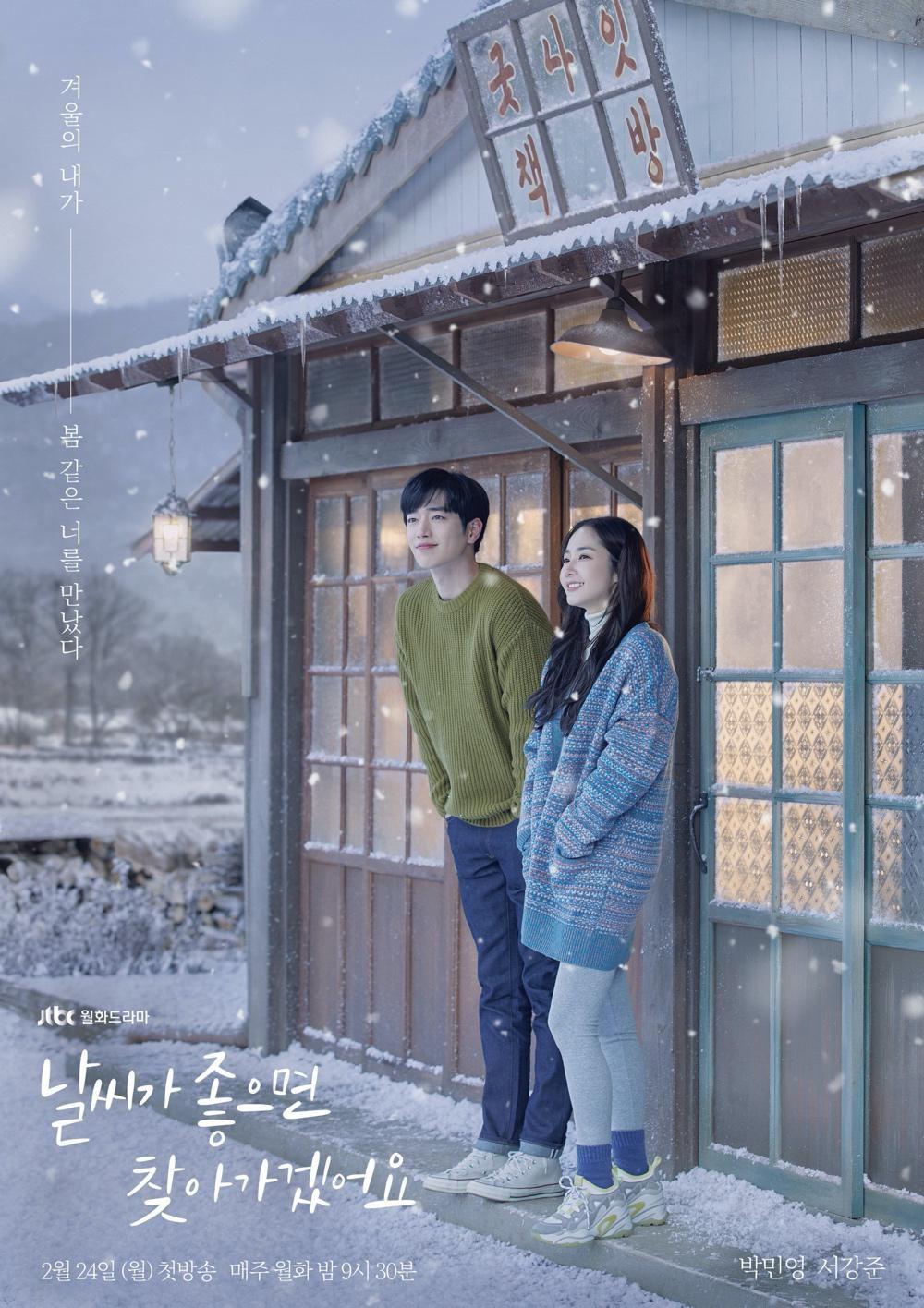 When the Weather is Fine, drama Korea romantis 2020