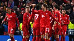 Inggris Ladang Gol Bayern Munich