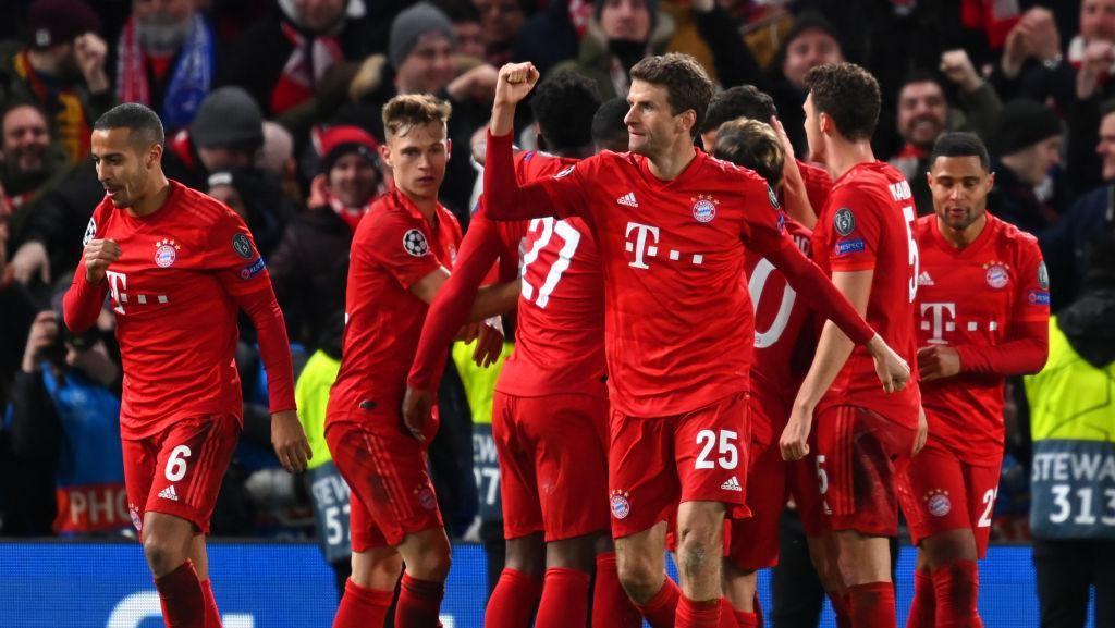 Santuy! Pemain Bayern Mabuk-mabukan Dulu, Hajar Chelsea Kemudian