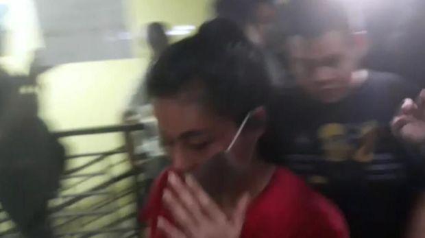Vitalia Sesha ditangkap karena narkoba