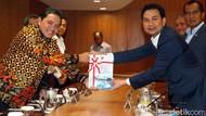 Wakil Ketua DPR Terima Hasil Pemeriksaan LPP TVRI dari BPK