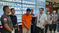 Polisi Tangkap Pengedar Sabu di Palembang: Kami Selamatkan 3.500 Jiwa
