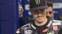 Hasil Tes MotoGP Qatar Oke, Vinales Tak Sabar Balapan