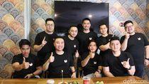 Gibran dan Kaesang Berniat Gaet Chef Lagi untuk Bisnis Kuliner
