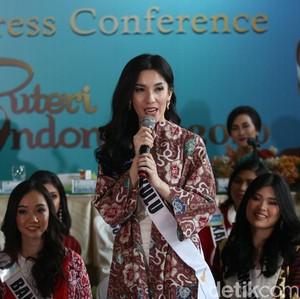 Foto: Cantiknya 39 Kontestan Puteri Indonesia 2020
