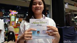 Horee! Warga Bandung yang Berusia 17 Tahun Hari Ini Dapat Kado e-KTP