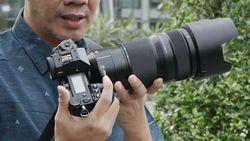 Sensasi Memotret dari Lensa Lumix S Pro 70-200mm f/2.8
