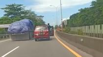 Ditilang Polisi, Pemobil Freestyle di Makassar: Maaf, Agar Tak Ngantuk