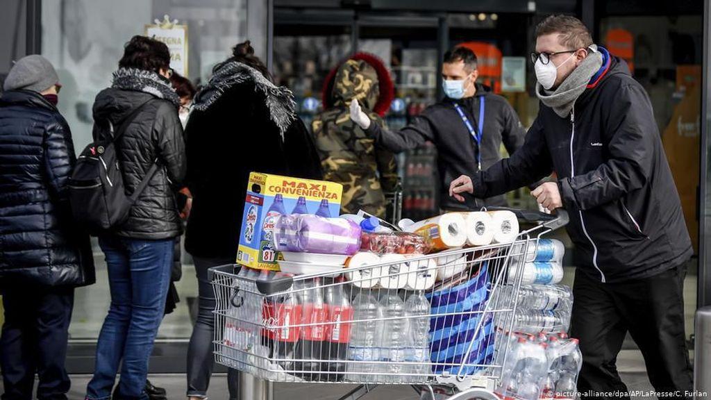Apa yang Perlu Disiapkan Menghadapi Pandemi COVID-19?